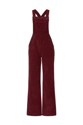 Baldwin Overalls by Reformation