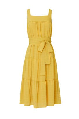 Tiered Midi Dress by Slate & Willow