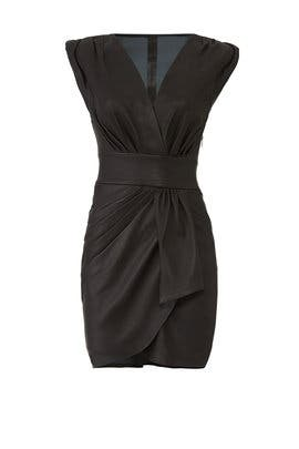 Enticing Leather Dress by Iro