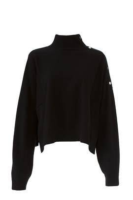 Push Buttons Pullover by The Kooples