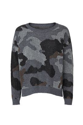 Formosa Camo Pullover by One Grey Day