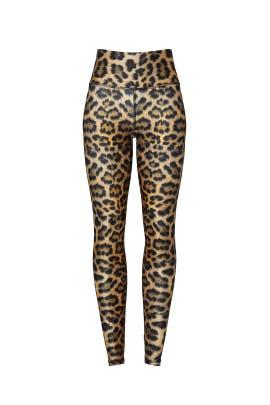 Leopard Goals High Rise Leggings by Terez