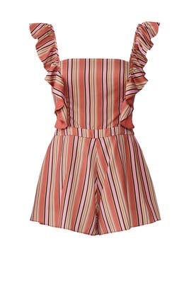 Young Hearts Romper by The Jetset Diaries