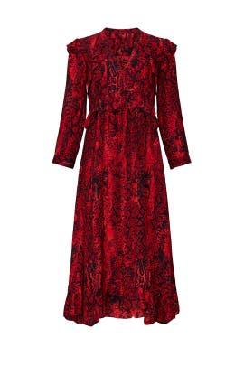 Sahara Dress by ba&sh