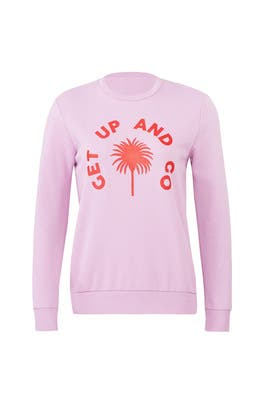 Get Up And Go Sweatshirt by Scotch & Soda