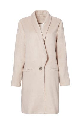 Blush Evie Coat by Waverly Grey