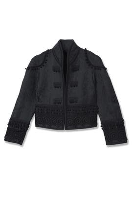 Black Matador Jacket by Derek Lam 10 Crosby