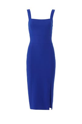 Blue Olivia Dress by ELLIATT