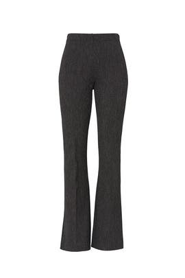 High Waisted Boot Cut Pants by Fifteen Twenty