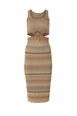 Colleen Striped Tank Dress by Jonathan Simkhai