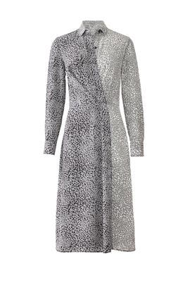Leopard Karen Dress by rag & bone