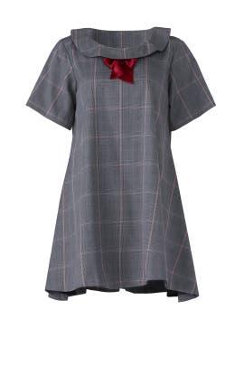 Plaid Samantha Dress by Viva Aviva