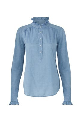 Reka Chambray Top by Joie