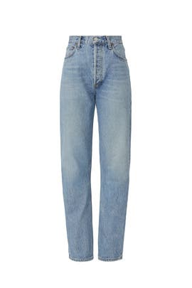 90s Pinch Waist Jeans by AGOLDE