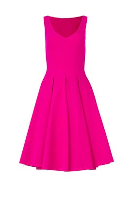 Magenta Corie Dress by La Petite Robe di Chiara Boni