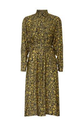 Camo Bonnie Dress by Officine Générale