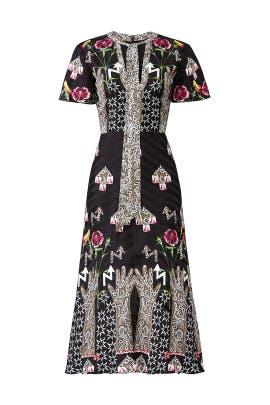 Flux Midi Dress by Temperley London