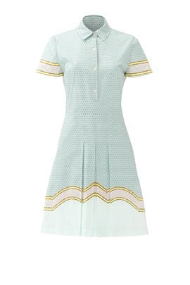 Emmy Shirtdress by Tory Burch