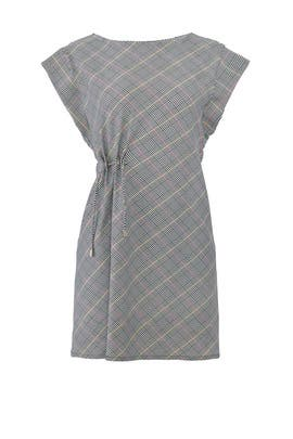 Plaid Luella Dress by UnitedWood