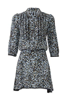 Leo Crinkle Dress by Zadig & Voltaire