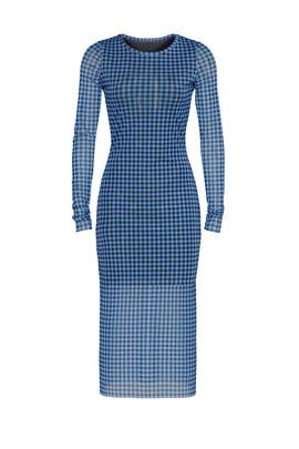 Jolanda Gingham Dress by Baum und Pferdgarten