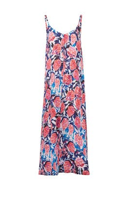 Watercolor Floral Maxi by Fuzzi
