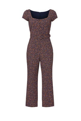 Nicky Floral Jumpsuit by Jonathan Simkhai