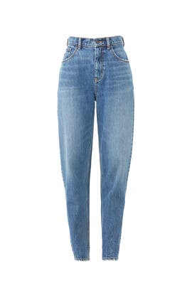 Emilie High Waisted Jeans by La Vie Rebecca Taylor