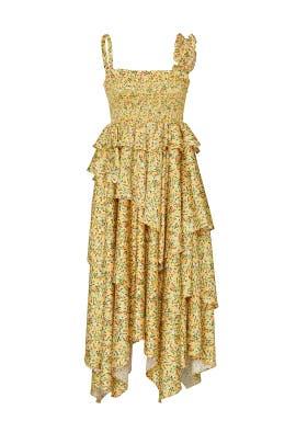 Alcott Midi Dress by Petersyn