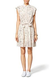 Astro Shirtdress by Rebecca Taylor