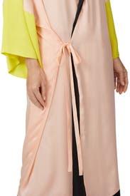 Multicolored Kimono by Haider Ackermann