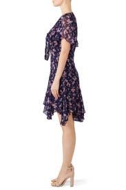 Floral Annali Dress by Cinq à Sept