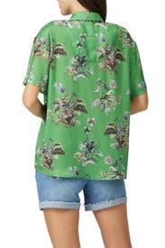 Club Tropicana Shirt by Le Superbe