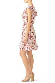 Floral Claudia Dress by Rebecca Minkoff