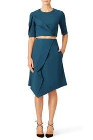 Sydney Skirt by Tibi