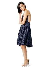 Sea Shimmer Dress by Contrarian