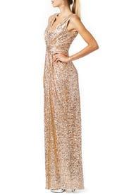 Glitz Gown by Badgley Mischka