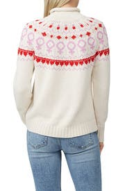 Empowerment Fair Isle Sweater by 525 America