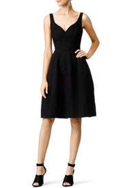 Jet Black Dress by Jill Jill Stuart