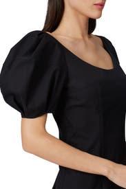 Puff Sleeve Allison Dress by Khaite