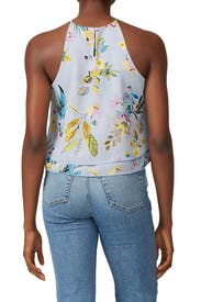 Floral Halter Blouse by Slate & Willow