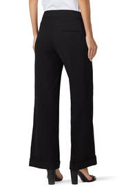 Twill Wide Leg Pants by Derek Lam Collective