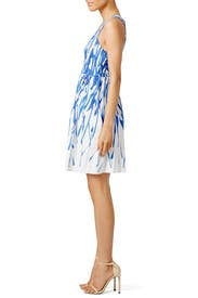 Brushstroke Isadora Dress by Milly