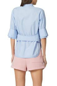 Cupcake Button Up Top by 3.1 Phillip Lim
