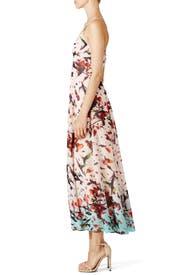 Crinkle Chiffon Floral Dress by Rachel Rachel Roy
