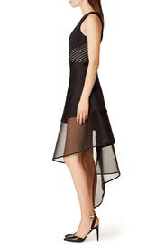 Crossed Over Dress by David Koma