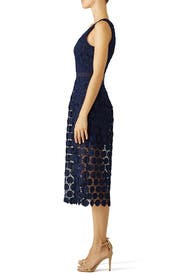 Blue Ceiba Dress by Trina Turk