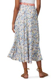 Printed Floral Skirt by Polo Ralph Lauren