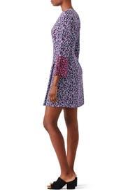 Rocco Printed Dress by Derek Lam 10 Crosby