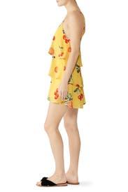 Suarez Ruffle Dress by Show Me Your Mumu